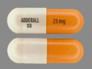 Adderall XR 25 mg
