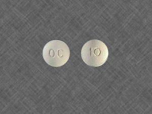 Oxycontin OC 10mg