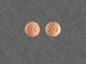 Oxycontin OC 20mg