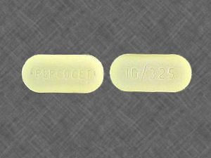 Percocet 10/325mg