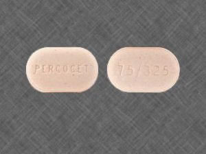 Percocet 7.5/325mg