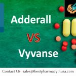 Adderall VS. Vyvanse